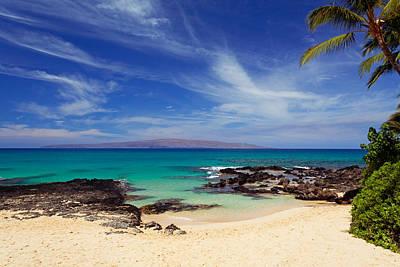 Makena Cove Maui Poster