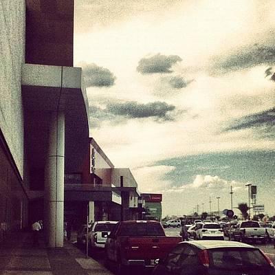 Mall... #mall #movies #car #street Poster