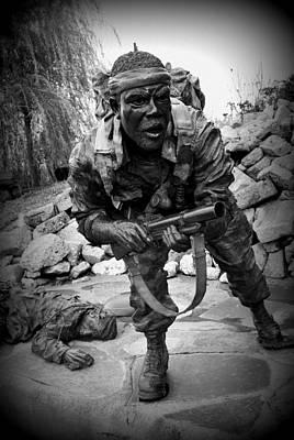 Man O' War Poster