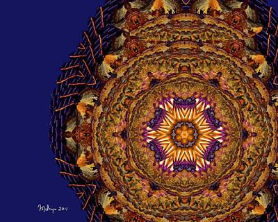 Mandala Of Pure Presence Poster