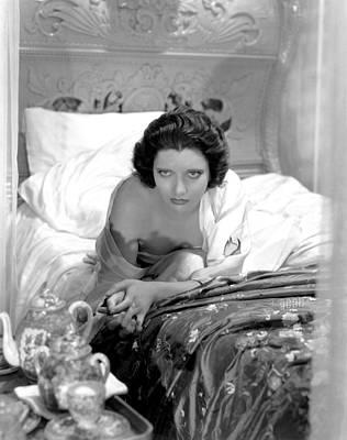 Mandalay, Kay Francis, 1934 Poster