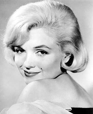 Marilyn Monroe, C. 1960s Poster by Everett