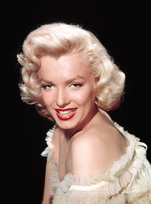 Marilyn Monroe, C. Mid-1950s Poster by Everett