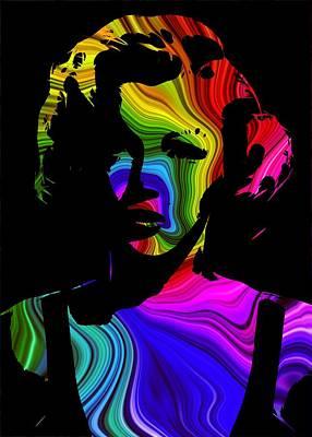 Marilyn Pops Art Poster