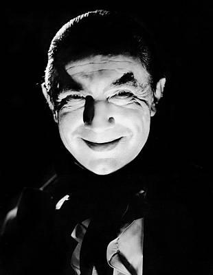 Mark Of The Vampire. Bela Lugosi, 1935 Poster by Everett