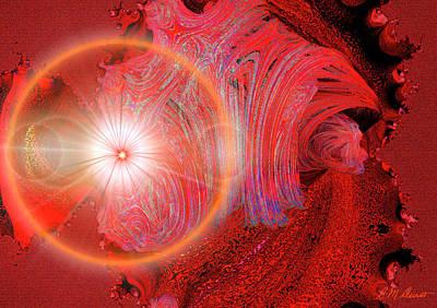Mars Breakthrough Poster