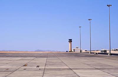 Marsa Alam Airport. Egypt. Poster