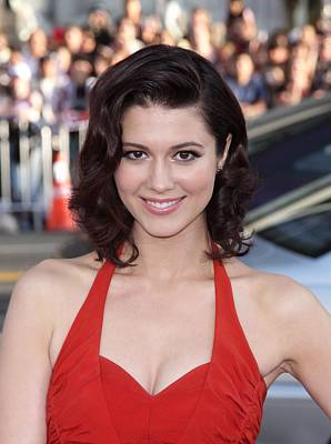 Mary Elizabeth Winstead At Arrivals Poster