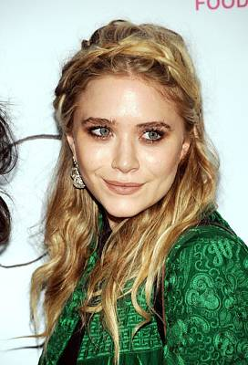 Mary-kate Olsen  At Arrivals For First Poster by Everett