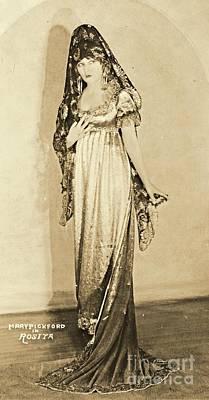 Mary Pickford In Rosita Poster