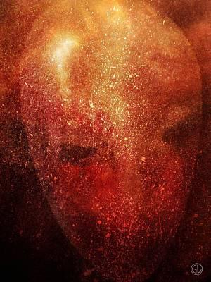 Mask Poster by Gun Legler