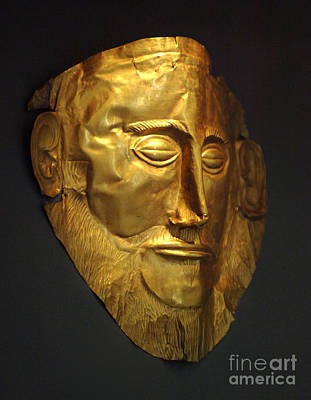 Mask Of Agamemnon 2 Poster