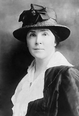Matilda Gardner, One Of The Original Poster by Everett