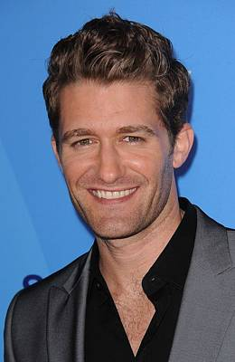 Matthew Morrison At Arrivals For Fox Poster by Everett