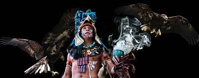 Mayan Spirit Poster