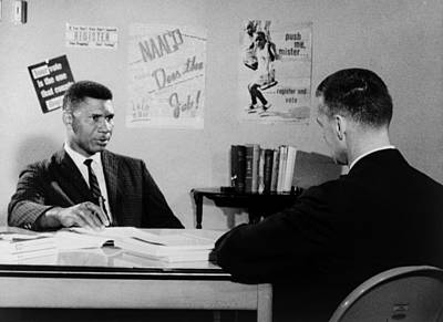 Medgar Evers, Naacp Leader Poster by Everett