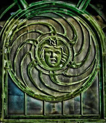 Medusa Poster by Colleen Kammerer