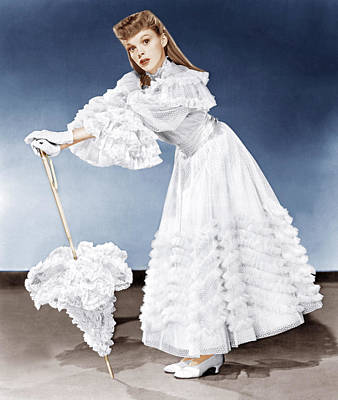 Meet Me In St. Louis, Judy Garland, 1944 Poster by Everett