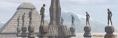 Men Of Stone Poster