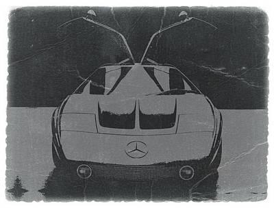 Mercedes Benz C IIi Concept Poster