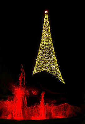 Merry Christmas ... Poster by Juergen Weiss