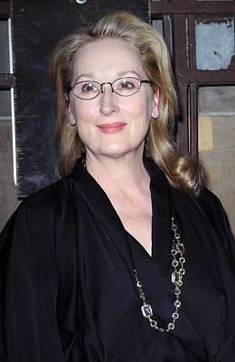 Meryl Streep In Attendance For Good Poster by Everett