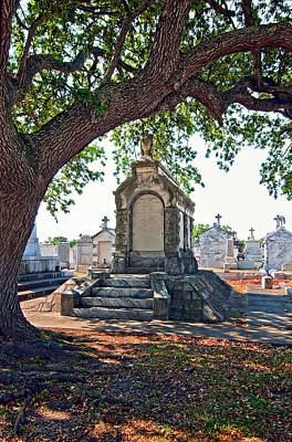 Metairie Cemetery Poster