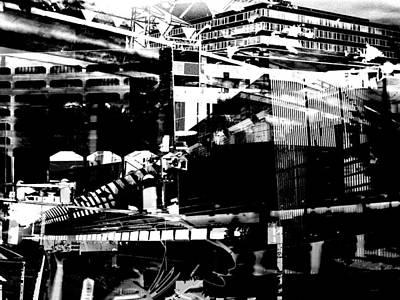 Metropolis Zurich 1 Poster