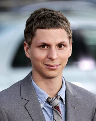 Michael Cera At Arrivals For Scott Poster