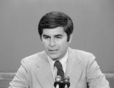 Michael Dukakis, Then Governor Poster by Everett