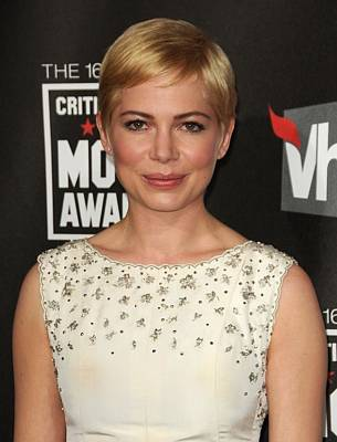 Michelle Williams At Arrivals For 16th Poster