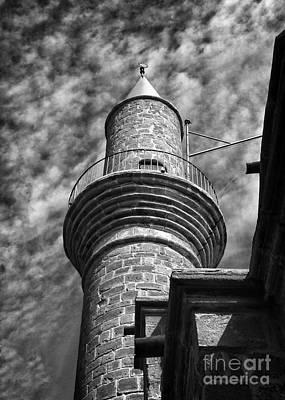 Minaret Poster by Stelios Kleanthous