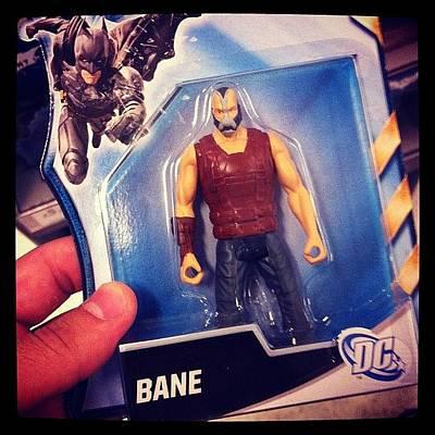 Mini Me! #bane #batman #dc #tweegram Poster