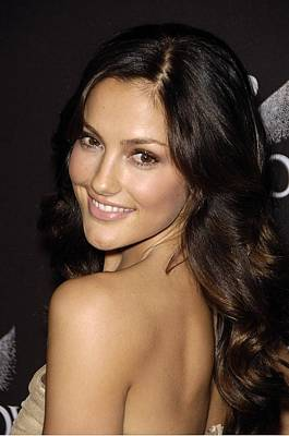 Minka Kelly At Arrivals For 12th Annual Poster by Everett