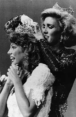 Miss America. Miss America 1988 Kaye Poster by Everett