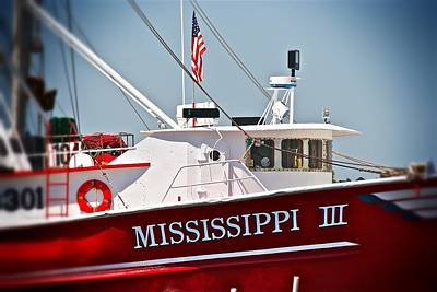 Mississippi IIi Poster by Jim Albritton