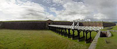 Moat Bridge Poster