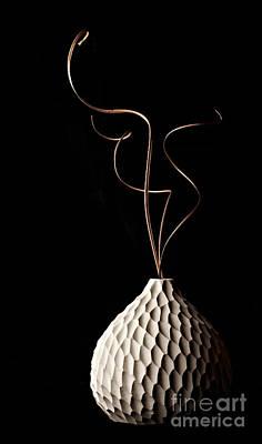 Modern Vase Poster
