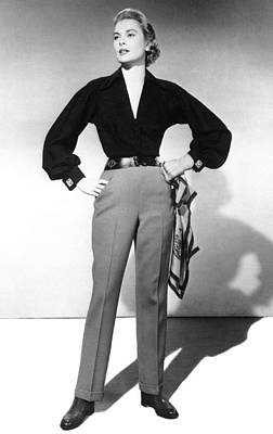 Mogambo, Grace Kelly, 1953 Poster
