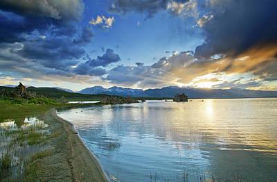 Mono Lake Majesty - California Poster by Brendan Reals
