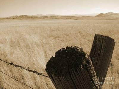Montana Vista Poster by Bruce Patrick Smith