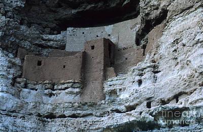Montezumas Castle Poster