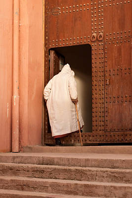 Moroccan Man Poster