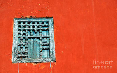 Poster featuring the photograph Morocco by Milena Boeva
