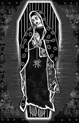 Morticia Guadalupe' Poster