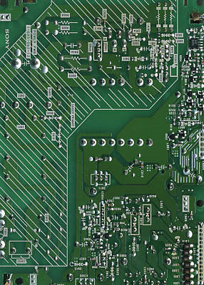 Mother Board I Poster