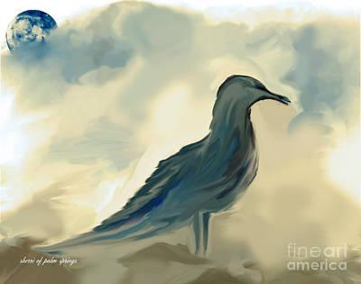 Mr. Jonathon Seagull Of La Jolla California Poster by Sherri's Of Palm Springs