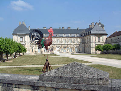 Musee Departmental Albert Demard  Poster