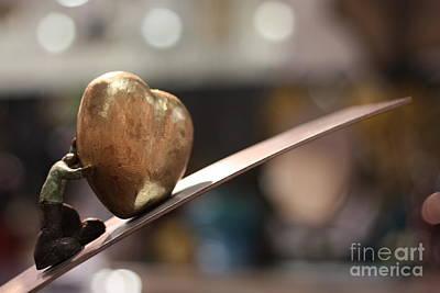 My Beautiful Heart Close Up Poster