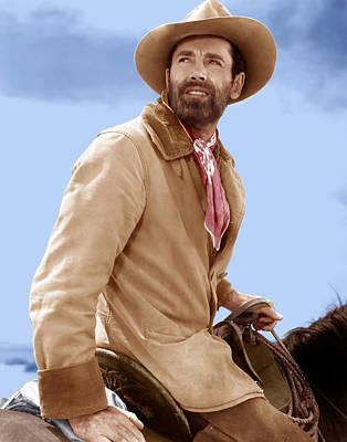 My Darling Clementine, Henry Fonda Poster by Everett